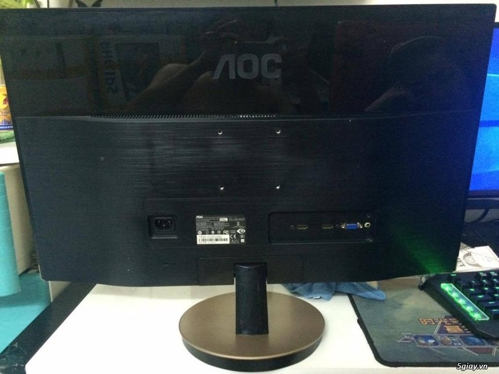 """Màn hình LCD Asus LG SamSung Philips AOC 27"""" Full-HD AH-IPS, PLS, Curved Cong, 4K UltraHD giá rẻ.. H - 24"""
