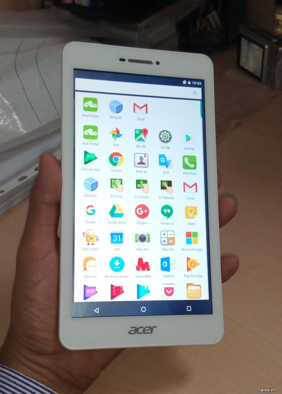 Acer Iconia Talk 7 B1-733 (mới 100%, bảo hành 9 tháng chính hãng) - 1