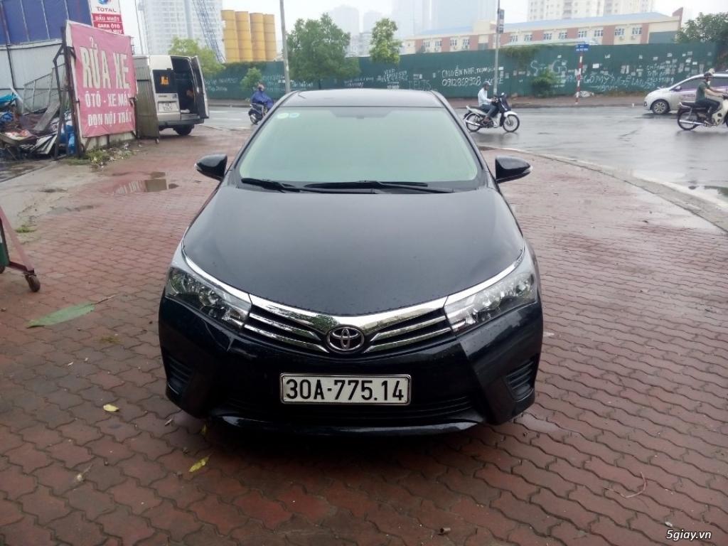 Cho thuê xe tự lái & có lái giá rẻ Khuyễn Mãi thuê Altis chỉ 600k/ngày - 3