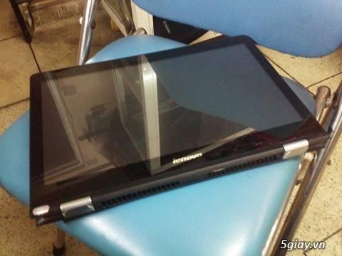 Lenovo Yoga 500 Core i3 5020U Ram 4 HDD 500 màn hình FHD 14 - 2