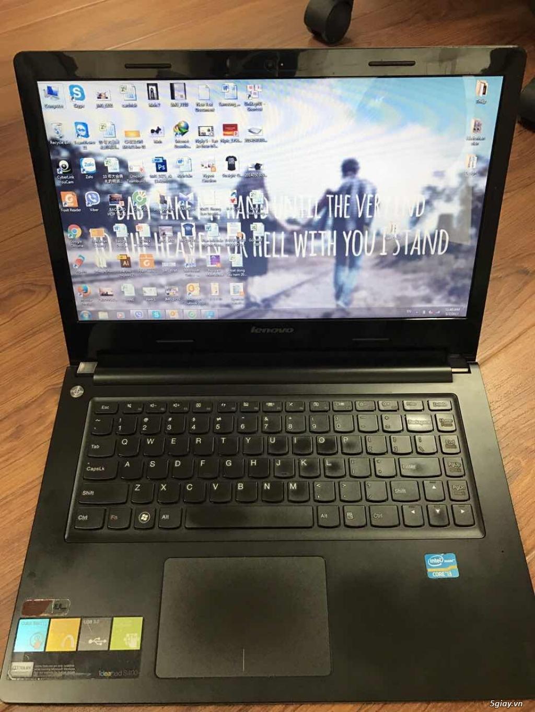 [Bán] Laptop Lenovo Ideapad S400 mới 98% - 1