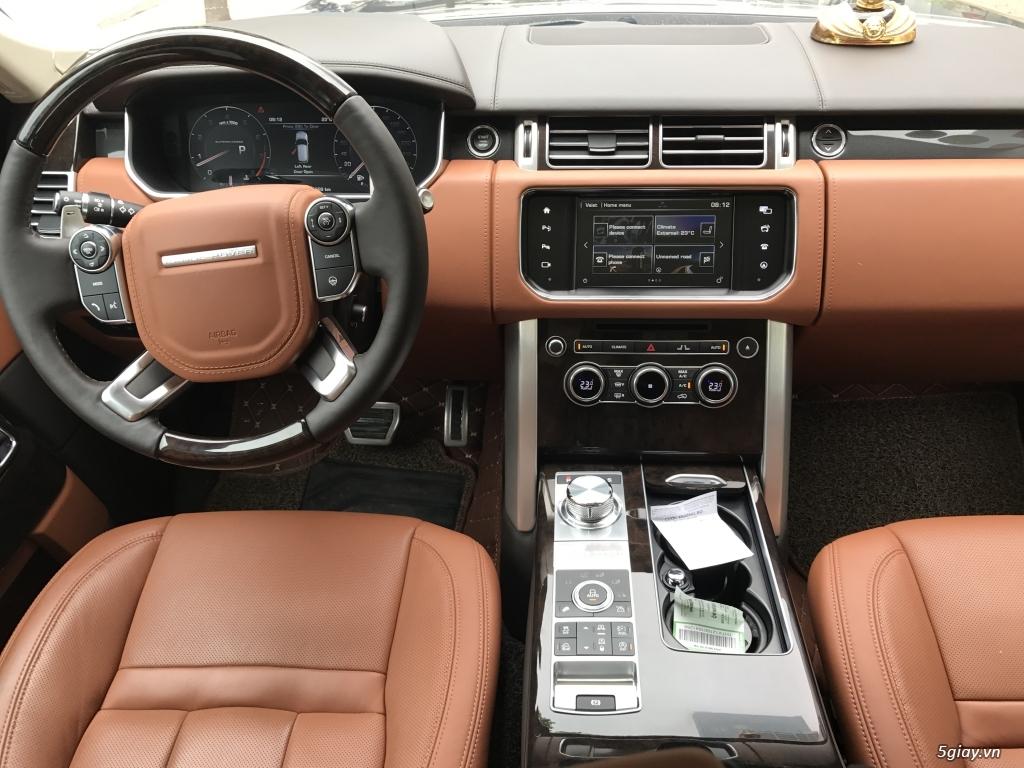 Bán Land Rover Range Rover SV Autobiography sản xuất và đăng ký 2016. - 1
