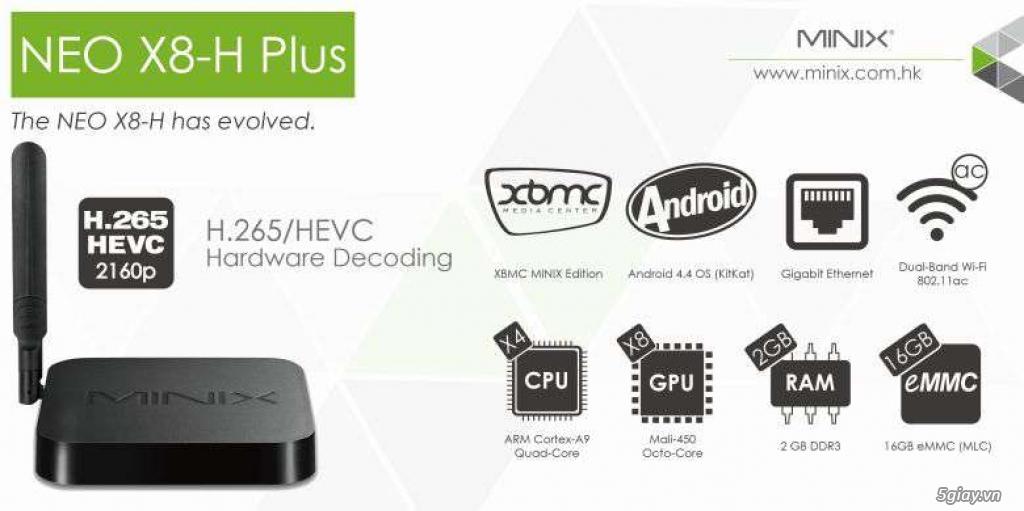 HNamMedia - Phân phối Android Tivi Box chính hãng - 8