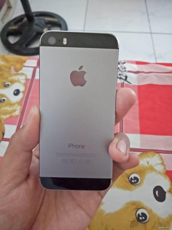 Iphone 5s quốc tế 16Gb zin all dư xài bán rẻ