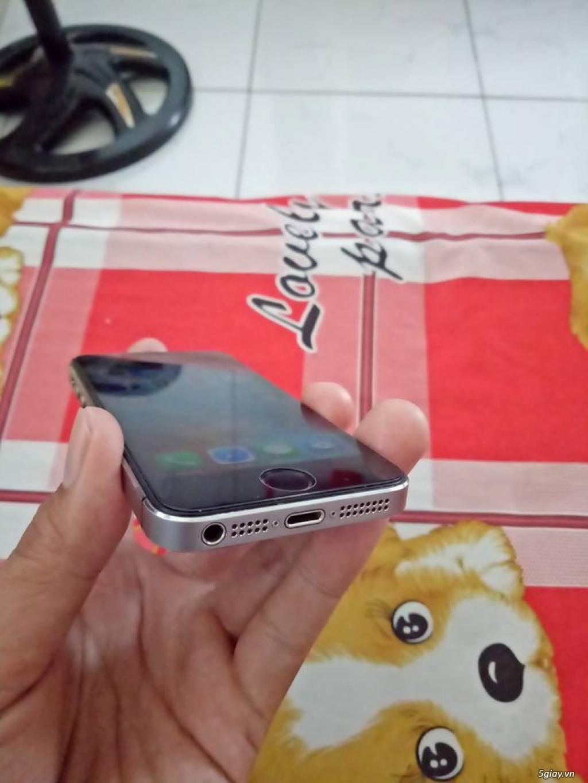 Iphone 5s quốc tế 16Gb zin all dư xài bán rẻ - 1