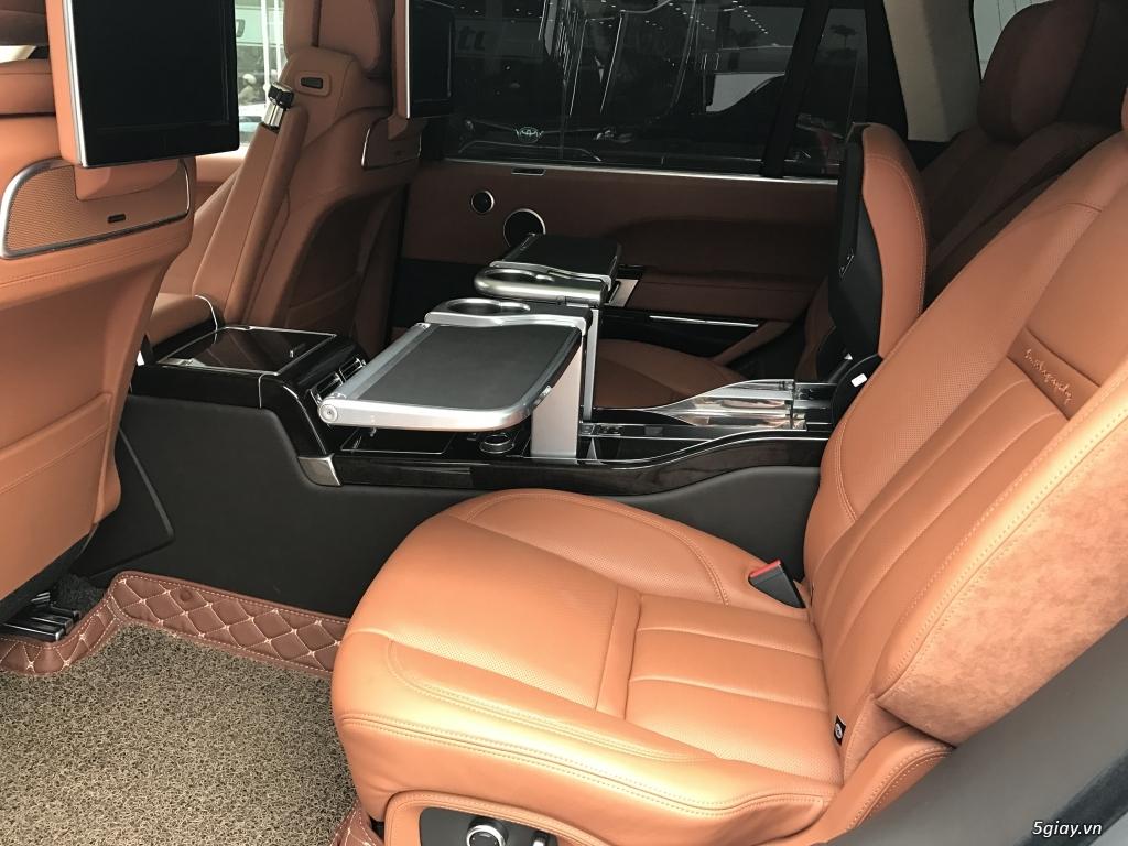 Bán Land Rover Range Rover SV Autobiography sản xuất và đăng ký 2016. - 2