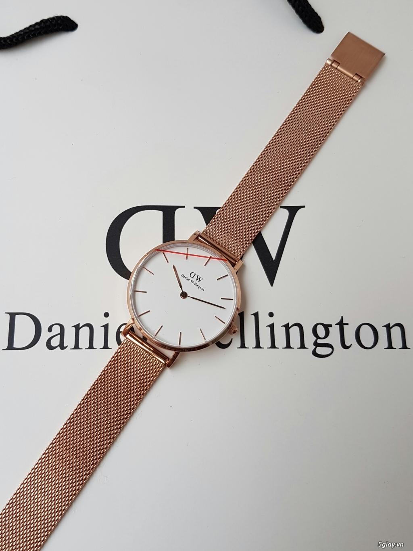 Đh Nam Nữ chính hãng hiệu Daniel Wellington mới 100% Full Box giá cực tốt - 33