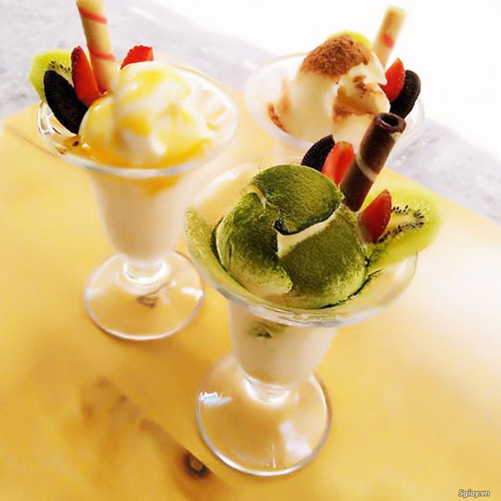 Clammy Yogurt and Cream: Sữa chua dẻo, Trà sữa, Kem Ý, Soda, Xiên que - 27