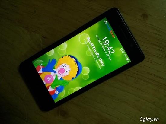 Bán thanh lý điện thoại Oppo Joy 3 giá rẻ cho 1 con Android - 1
