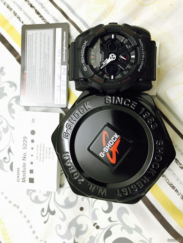 G-Shock GA-120 ra đi giá dễ thương - 3