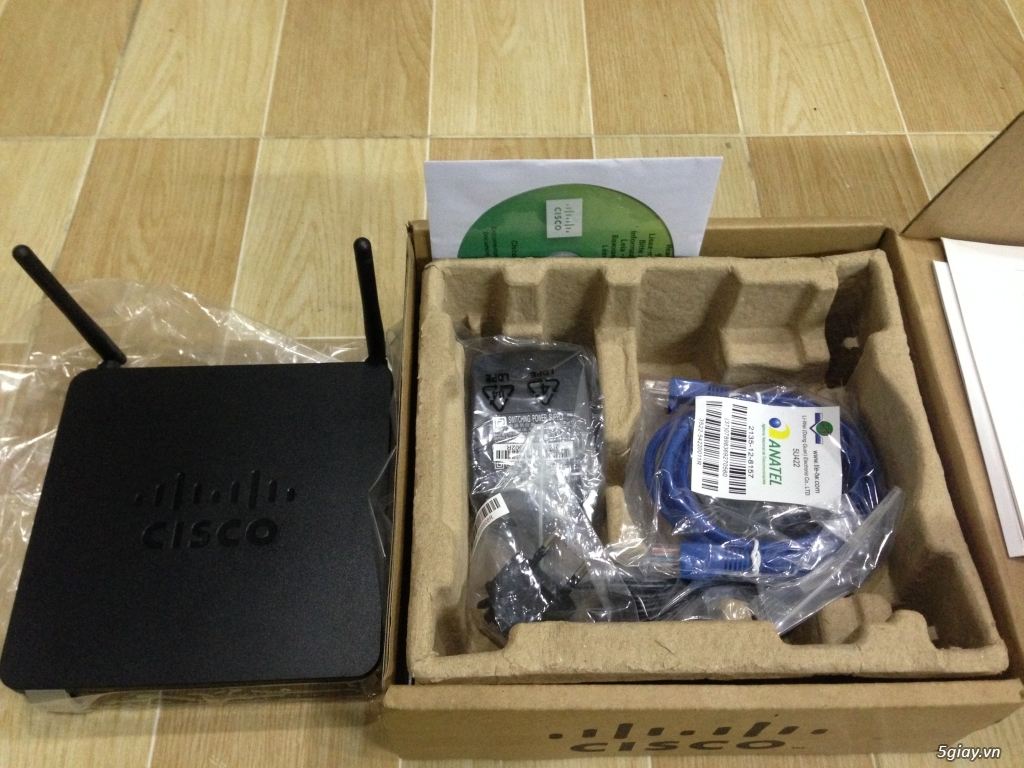Wifi Cisco new 100% , Hub TP-Link 16 port 1G giá mềm - 1