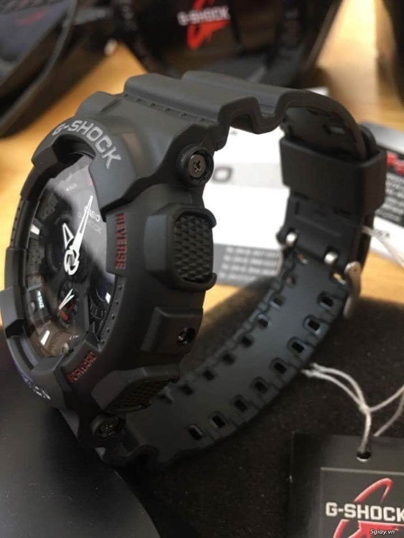 G-Shock GA-120 ra đi giá dễ thương
