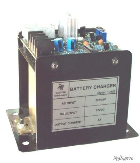 Bộ sạc ắc quy tự động cho Máy Phát Điện - Hotline: (028)37291186 - 8