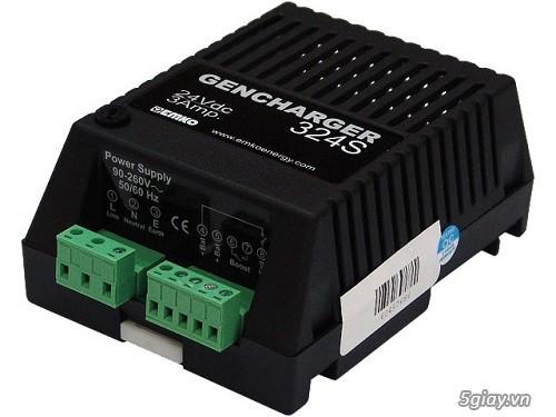 Bộ sạc ắc quy tự động cho Máy Phát Điện - Hotline: (028)37291186 - 6
