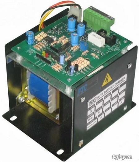 Bộ sạc ắc quy tự động cho Máy Phát Điện - Hotline: (028)37291186 - 9