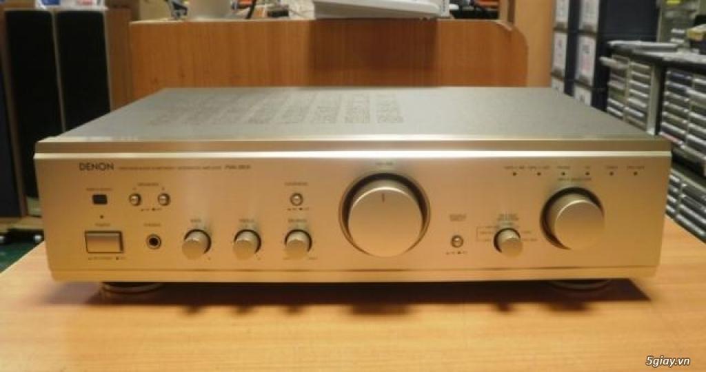 Cần bán nhanh Amply Denon PMA 390iii - 2