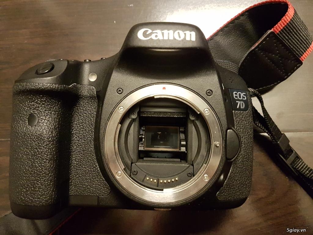 Cần bán Canon 7D