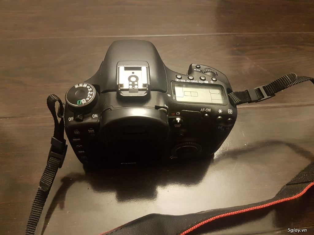 Cần bán Canon 7D - 1
