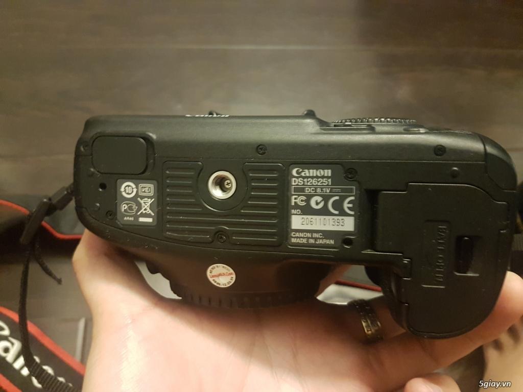 Cần bán Canon 7D - 2