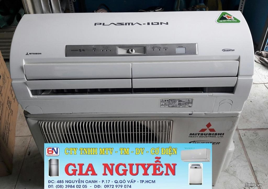 Công Ty Gia Nguyễn: Cung Cấp Và Lắp Đặt Máy Lạnh Mới Chính Hãng- Sỉ Và Lẻ Máy Lạnh Nội Địa Nhật Bản - 4