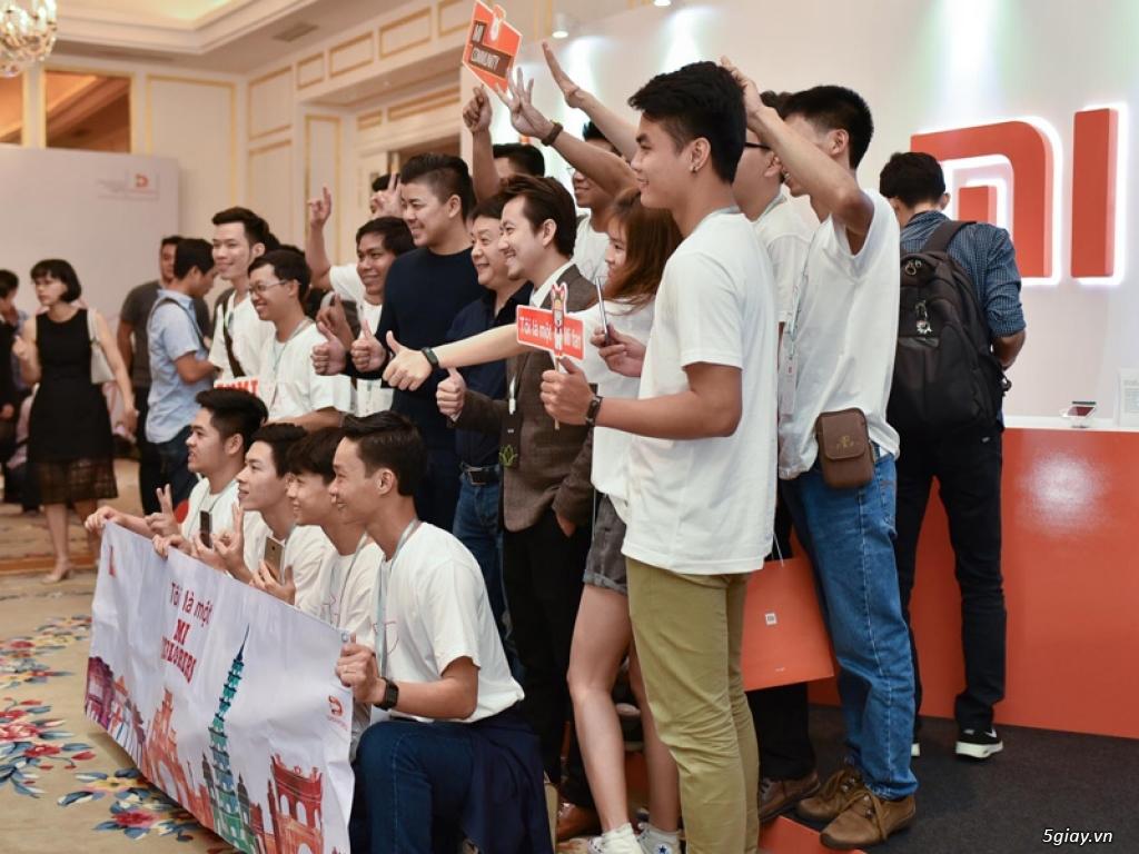 Xiaomi tổ chức Mi Fan Festival với quà tặng lên đến 50.000USD - 183093