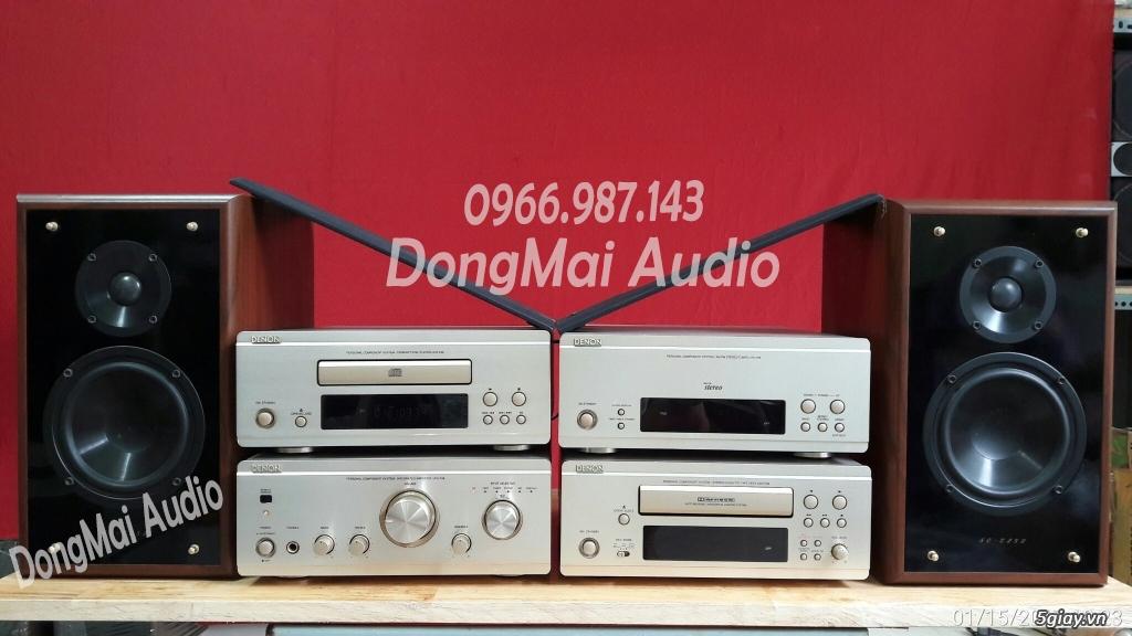 HCM -ĐồngMai Audio Chuyên dàn âm thanh nội địa Nhật hàng bãi - 23