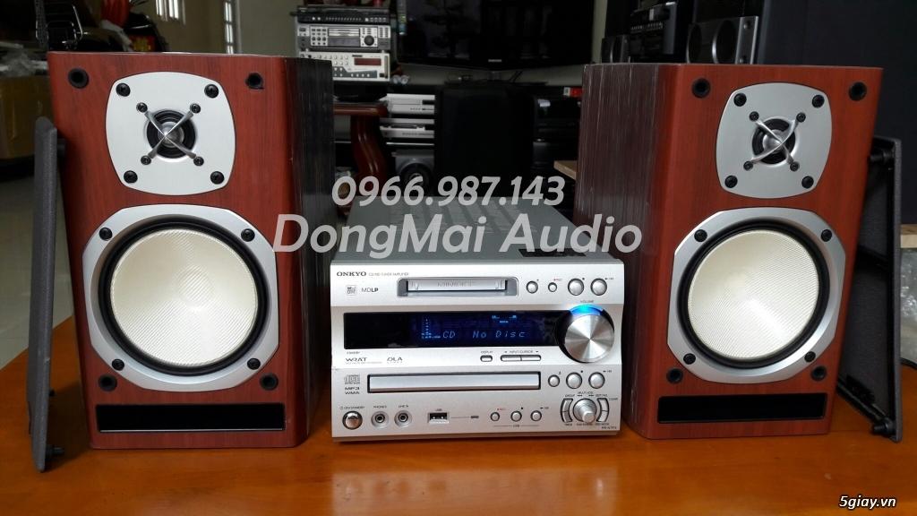 HCM -ĐồngMai Audio Chuyên dàn âm thanh nội địa Nhật hàng bãi - 17