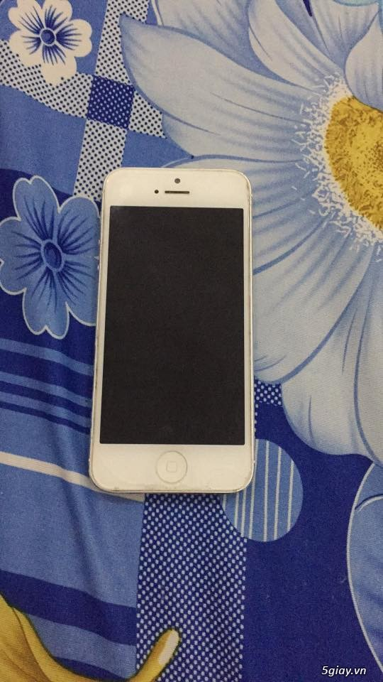 Iphone 5 64gb qt mượt 9.3.5