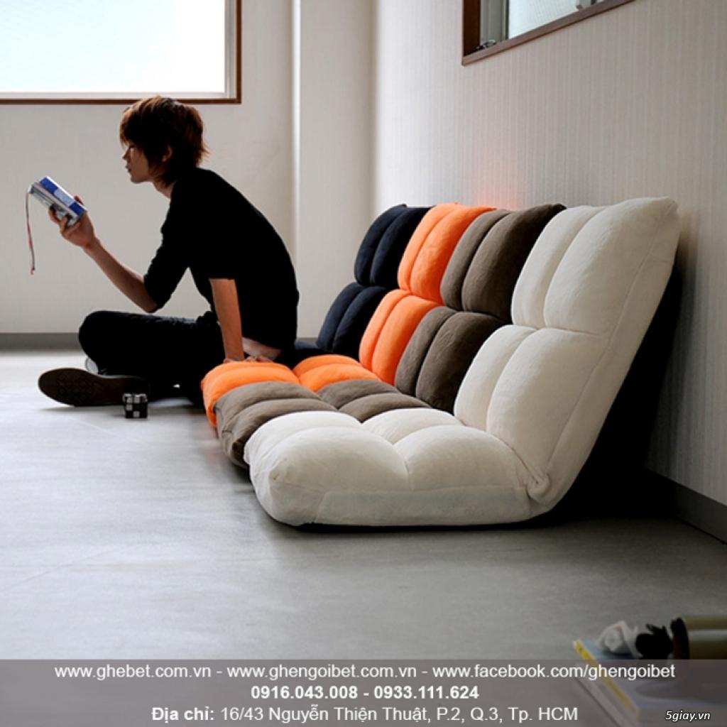 Ghế ngồi bệt KOI, ghế bệt truyền thống Nhật Bản - 5