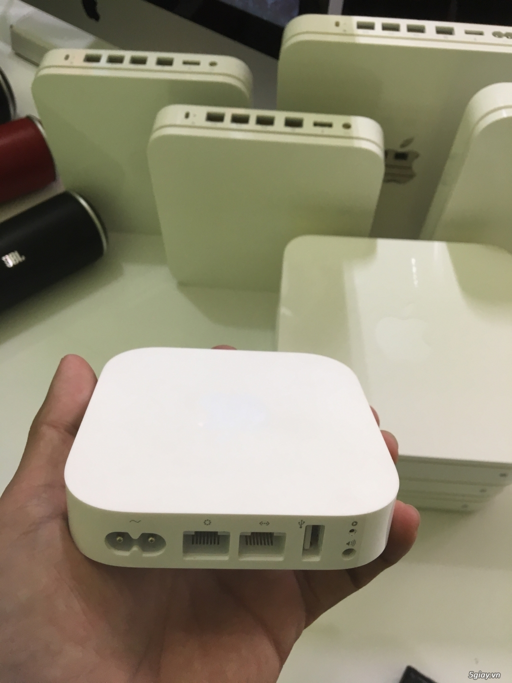 Thiết bị phát WIFI của Apple : Apple Airport Extreme - Airport Express - 22