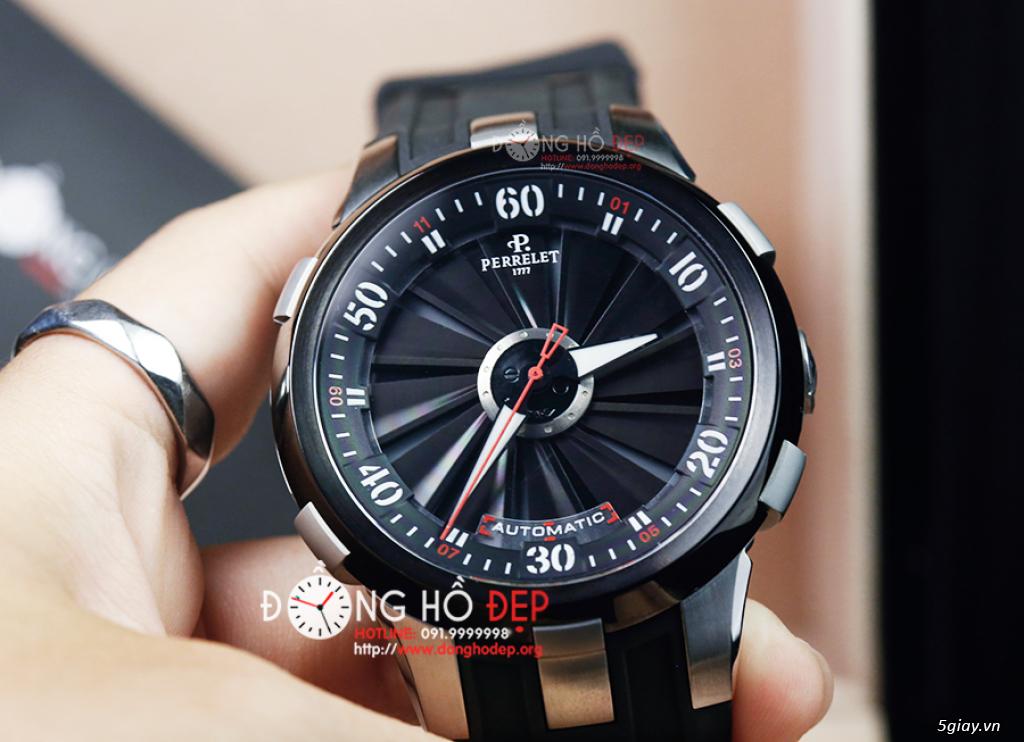 Đồng hồ đẹp - Chuyên đồng hồ nam TAG HEUER , OMEGA , ROLEX Replica 1:1 - 1
