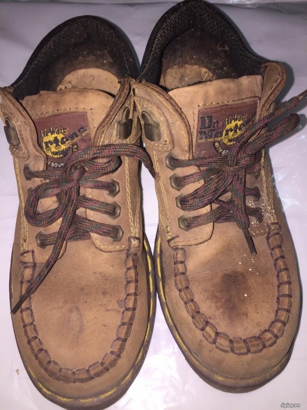 Bán giày Dr.Martens size 37 giá 1Tr