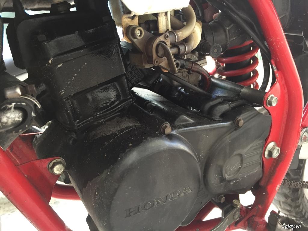 Cào cào Honda CR50 đúng chất 2 thì nguyên zin