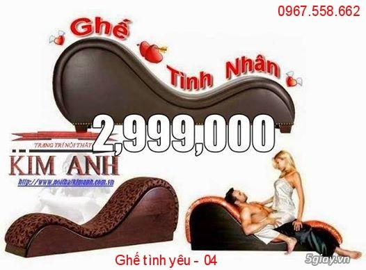 cung cấp ghế tình yêu cho khách sạn   ghế tình nhân giá rẻ tại tphcm - 6