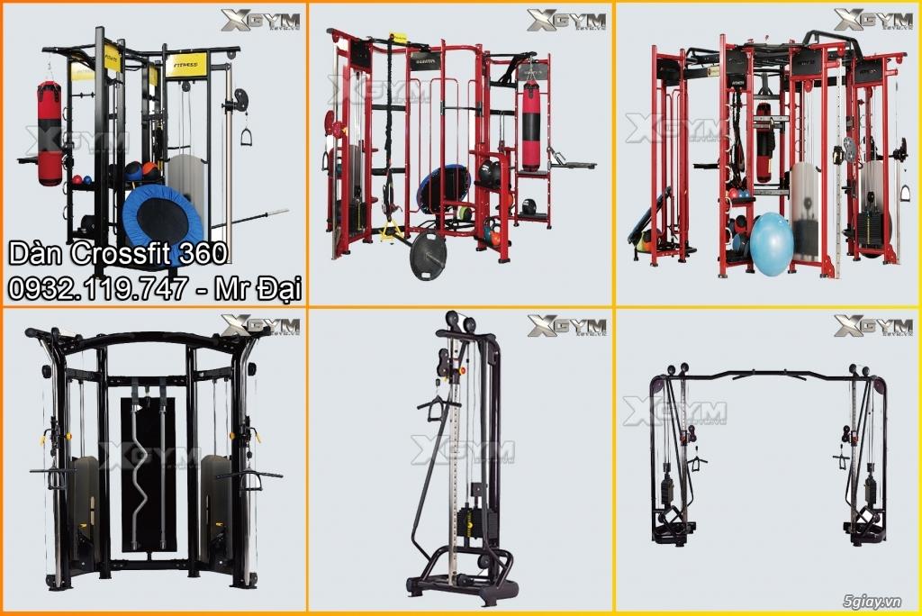 Setup - Phân phối thiết bị phòng Gym - 3