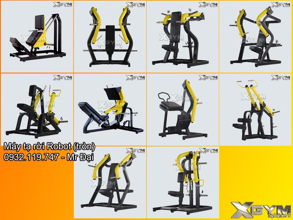 Setup - Phân phối thiết bị phòng Gym