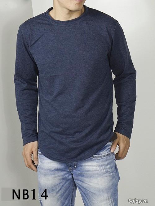 Chuyên áo thun nam mẫu mã đa dạng phù hợp mọi lứa tuổi - 18