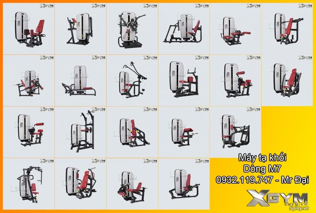 Setup - Phân phối thiết bị phòng Gym - 1