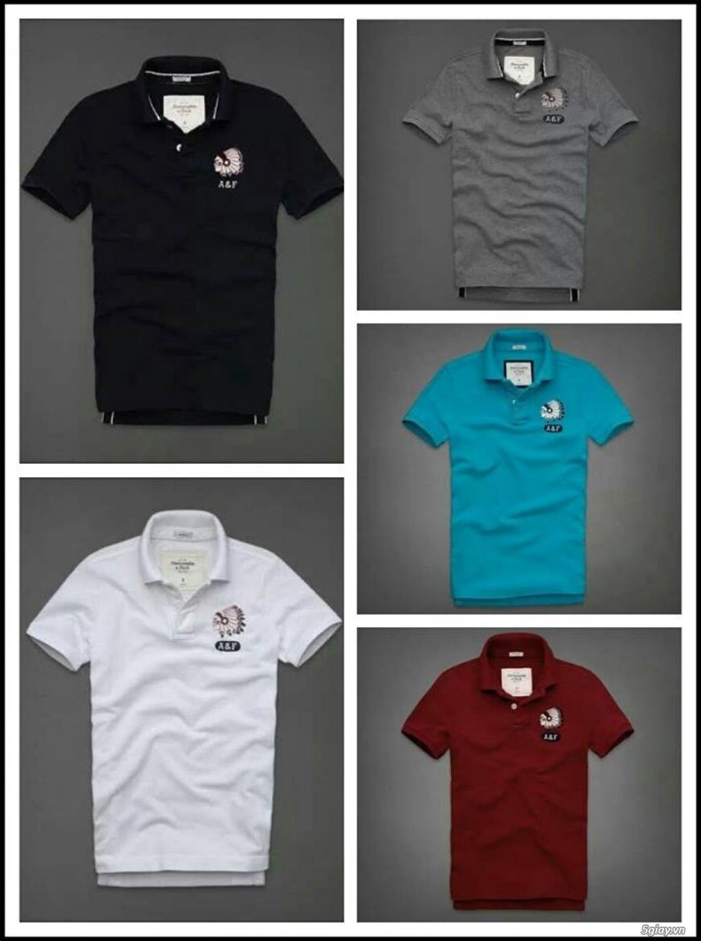 Chuyên áo thun nam mẫu mã đa dạng phù hợp mọi lứa tuổi - 6