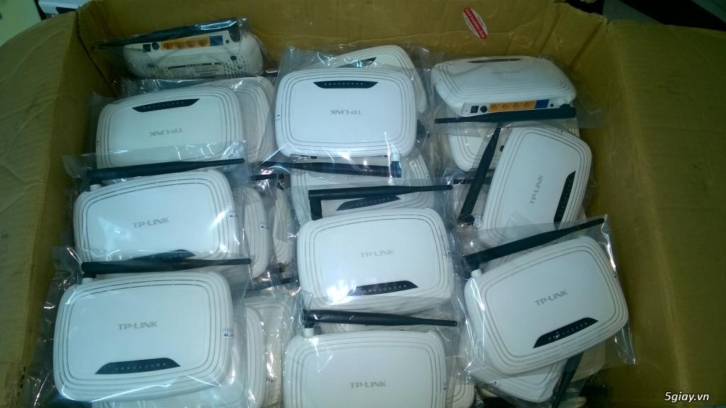 Bộ phát  wifi , router wifi giá rẻ bảo hành 3 tháng 1 đôi 1 - 2