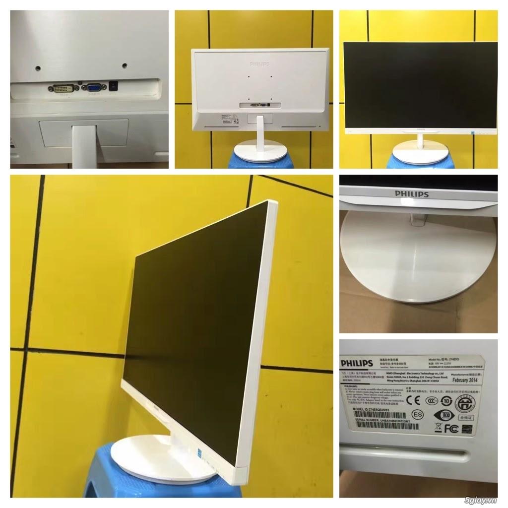 """Màn hình LCD Asus LG SamSung Philips AOC 27"""" Full-HD AH-IPS, PLS, Curved Cong, 4K UltraHD giá rẻ.. H - 3"""
