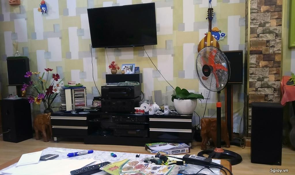 Loa AR, CDP NEC CD-620, Ampli Denon PMA-780D - 5