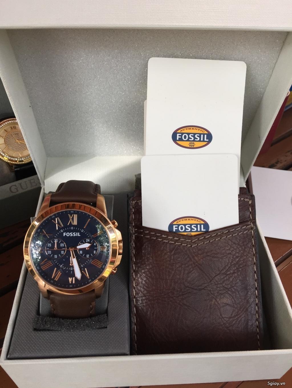 Fossil Watch-Xách tay giá tốt!!! - 2