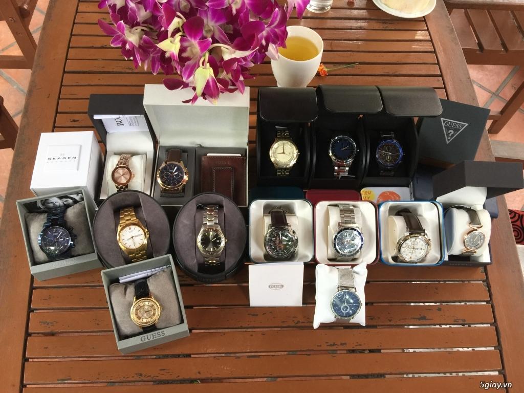 Fossil Watch-Xách tay giá tốt!!! - 1