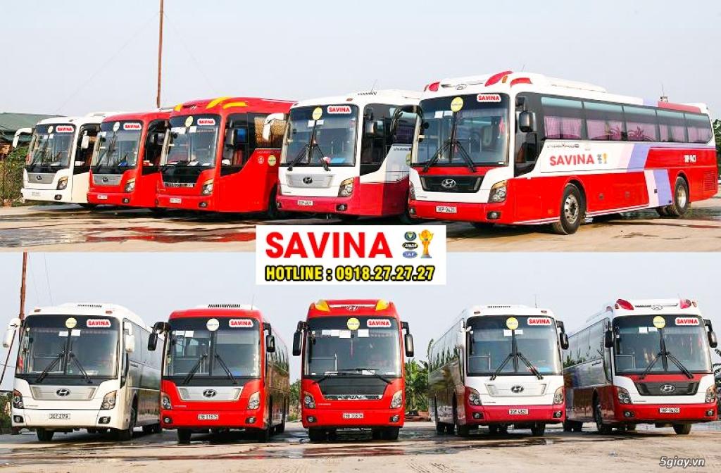 Cho Thuê Xe Du Lịch, Chạy Tour | Savina - 5