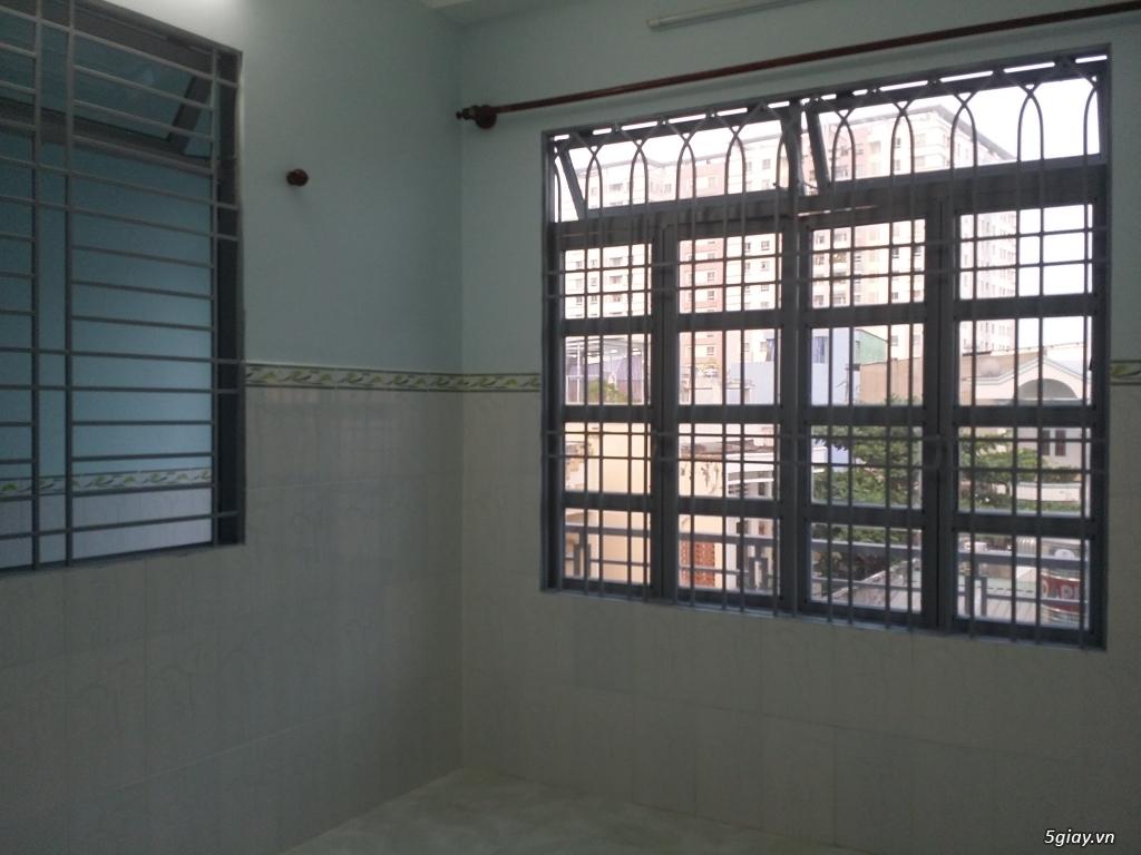 (Q.Tân Phú) Phòng trọ mới xây, đầy đủ tiện nghi