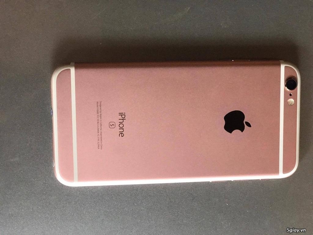 iPhone 6s Hồng hàng như mới giá đẹp - 3