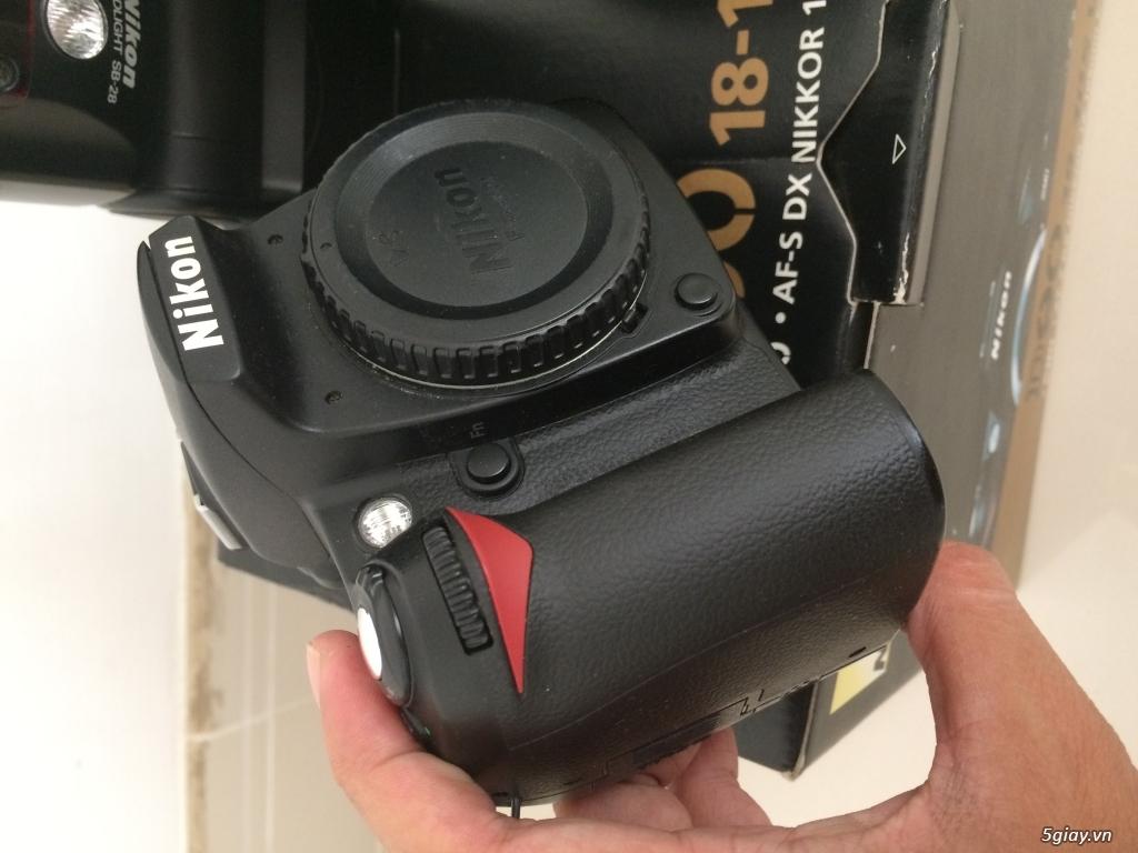Thanh Lý D90 + kit + Flash Nikon SB-28 và một số phụ kiện - 4