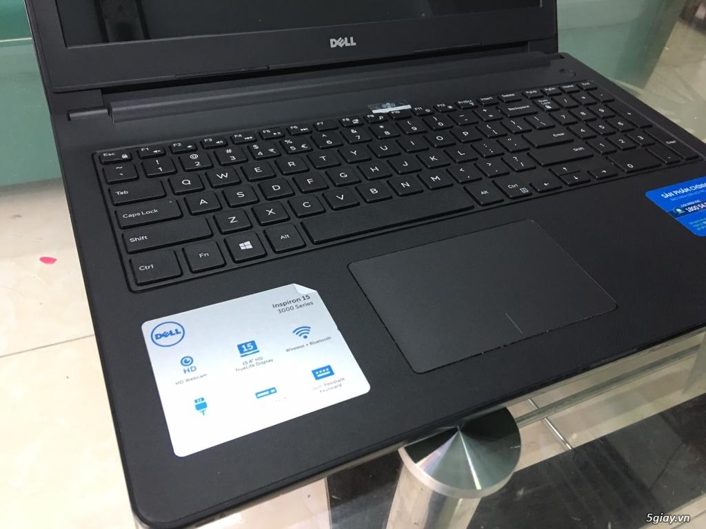 Dell 3559: Core i5 6200u/4GB/500GB/VGA R5-M315 2GB. BH Dell 25/09/2017 - 3