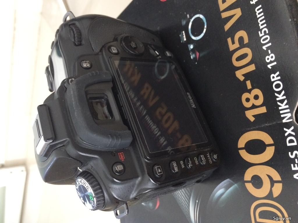 Thanh Lý D90 + kit + Flash Nikon SB-28 và một số phụ kiện - 6